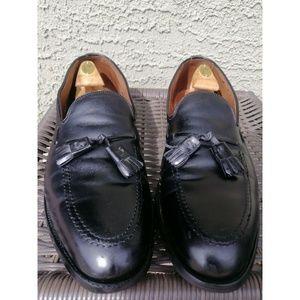 ALLEN EDMONDS Tassel Loafer Dress Shoes - 14